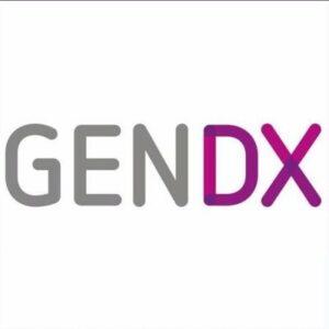 GenDx logo website